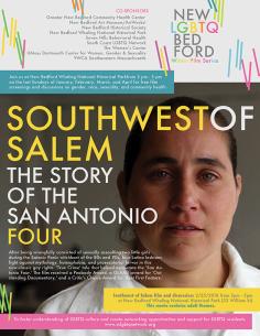 Branding: LGBTQ Winter Film Series Poster