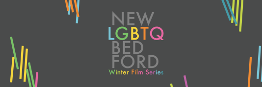 Branding: LGBTQ Winter Film Series Logo